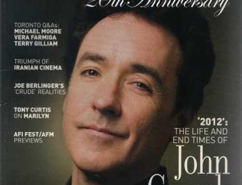 John Cusack Saves The World