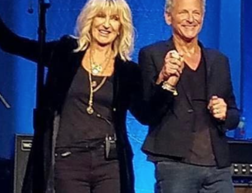 Fleetwood Mac's Lindsey Buckingham and Christine McVie Introduce Vibrant New Songs on Duo Tour