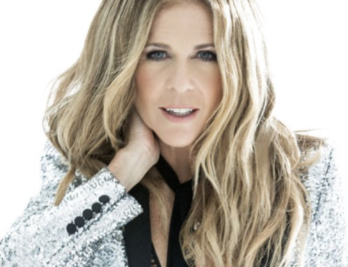 "Rita Wilson: ""If something is terrifying, you should probably be doing it"""