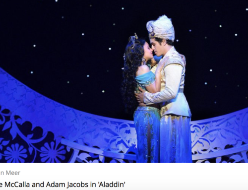 Broadway Cast Leads National Tour of Aladdin: Review