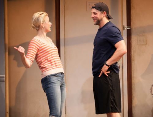 Mamie Gummer and Amanda Peet Ace Taut Sports Drama in World Premiere at Geffen Playhouse
