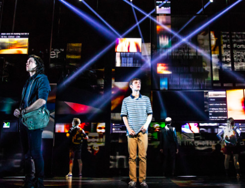 In a Race for Clicks — and Hearts — 'Dear Evan Hansen' Hits The Road