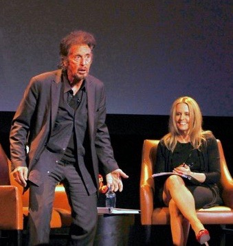 "Al Pacino ""One Night Only"" (moderated by Deb Wilker)"
